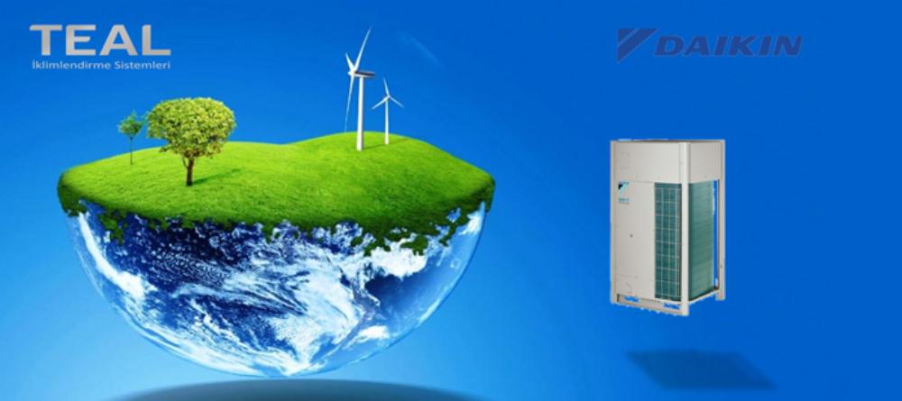 VRV Klimanın Tasarrufları Nelerdir ?